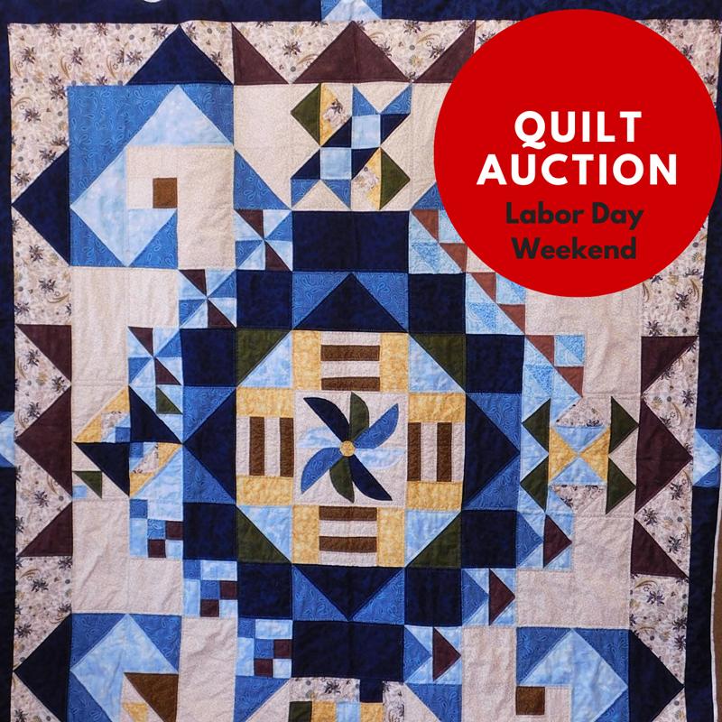 Quilt Auction