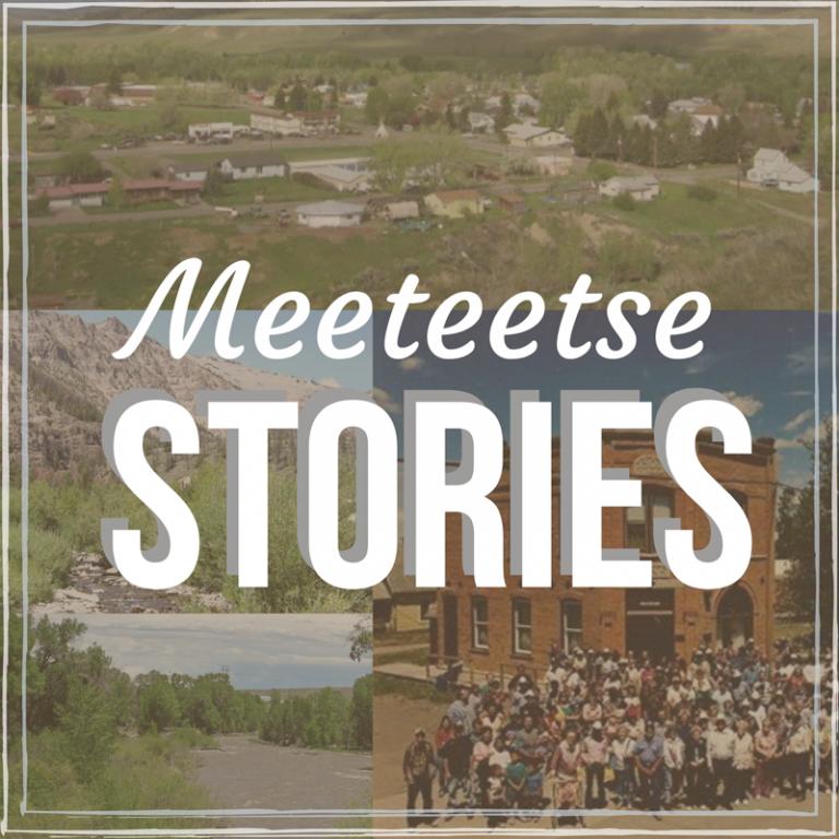 Meeteetse Stories
